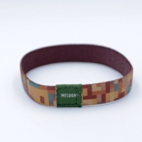 Wrist Band (Brown)