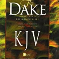Dake Annotated Reference Bible-KJV