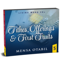 Tithes Offerings and  Frist Fruits Pack