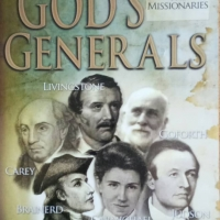 God's Generals the Missionaries (Volume 5)